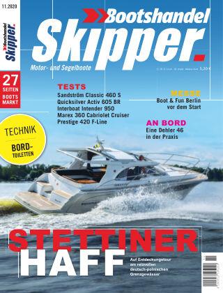SKIPPER Bootshandel 11/2020