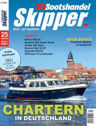 SKIPPER Bootshandel 01/2021