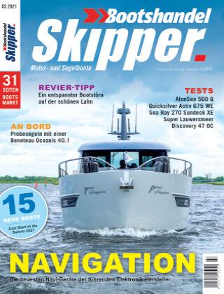 SKIPPER Bootshandel 03/2021