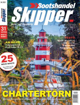 SKIPPER Bootshandel 04/2021