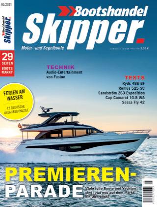 SKIPPER Bootshandel 05/2021