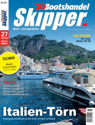 SKIPPER Bootshandel 06/2021