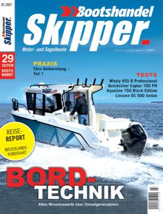 SKIPPER Bootshandel 07/2021