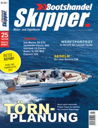 SKIPPER Bootshandel 08/2021