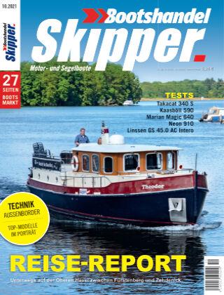 SKIPPER Bootshandel 10/2021
