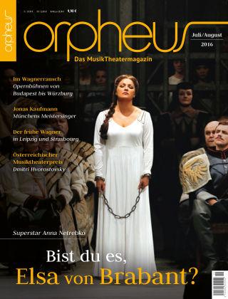 ORPHEUS (eingestellt) 04/2016