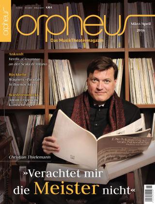 ORPHEUS (eingestellt) 02/2016