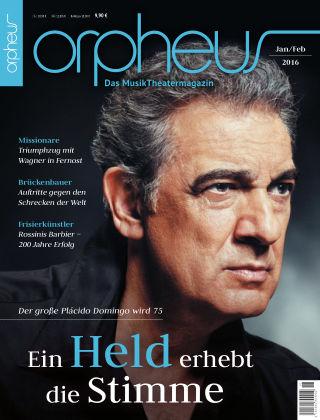 ORPHEUS (eingestellt) 01/2016