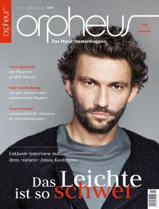 ORPHEUS (eingestellt) 04/2015