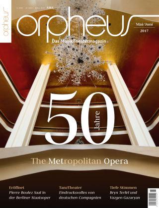 ORPHEUS (eingestellt) 03/2017