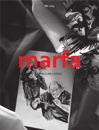marfa - OPER // n // LEBEN 01/2014