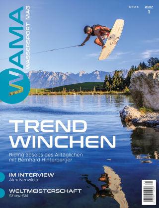 WAMA - Wassersport Mag (eingestellt) 01/2017