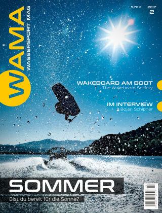 WAMA - Wassersport Mag 02/2017