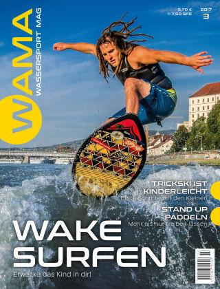 WAMA - Wassersport Mag (eingestellt) 03/2017