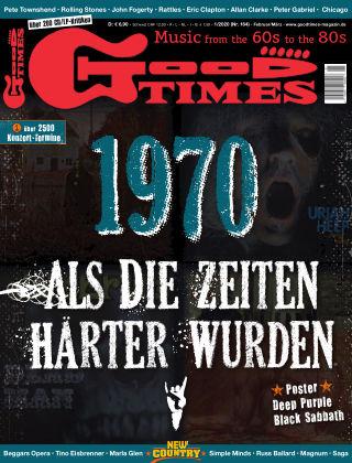 GoodTimes Nr. 01 2020