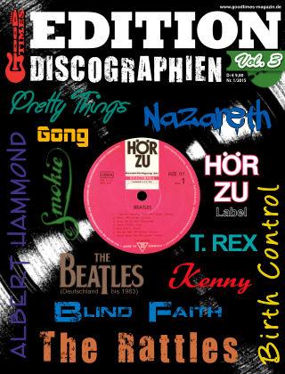 Edition Discographien Vol. 3