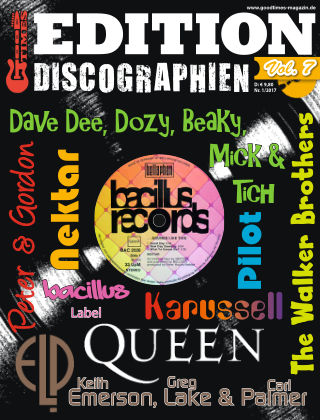 Edition Discographien 2017-03-17