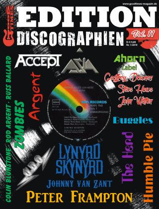 Edition Discographien Vol. 11