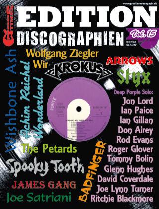 Edition Discographien Vol. 15