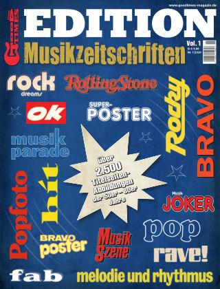 GoodTimes Edition Musikzeitschriften