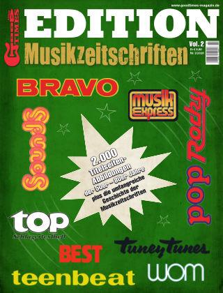 GoodTimes Edition Musikzeitschriften 2