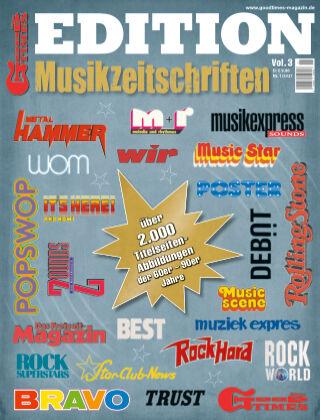 GoodTimes Edition Musikzeitschriften 3