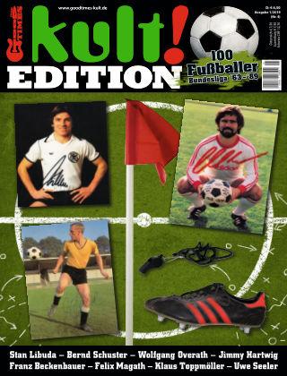 kult! - Edition Vol. 04 - Fußball