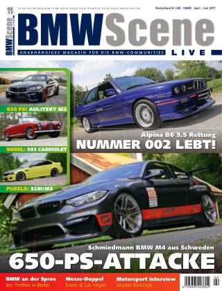 BMW SCENE LIVE 02-2017