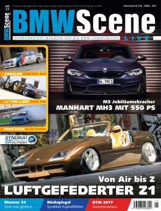 BMW SCENE LIVE 05-2017