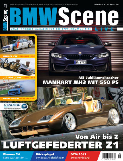 BMW SCENE LIVE September 08, 2017 00:00
