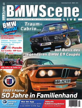 BMW SCENE LIVE 04-2019
