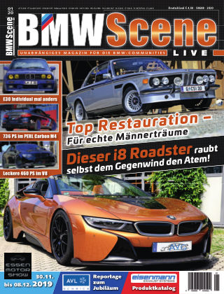 BMW SCENE LIVE 01-2020