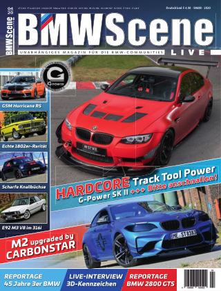 BMW SCENE LIVE 04-2020