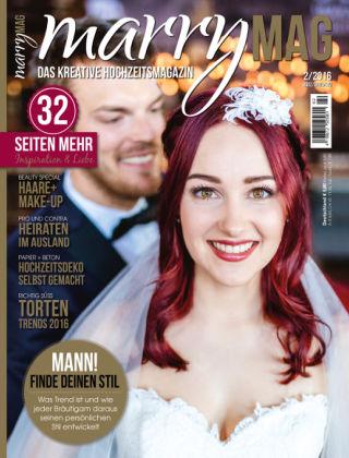 marryMAG 02-2016