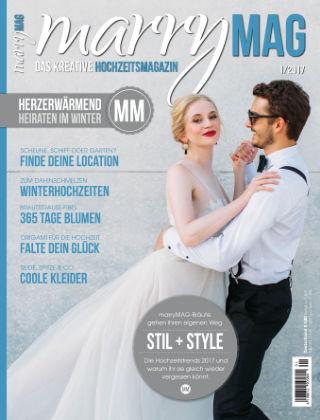marryMAG 01-2017