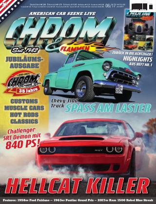 CHROM & FLAMMEN 06-2017