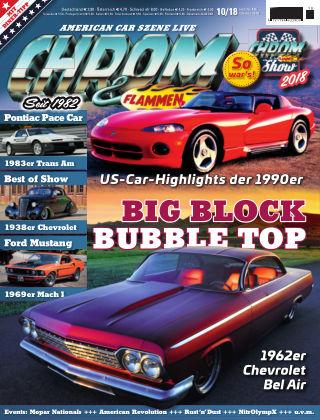 CHROM & FLAMMEN 10-2018