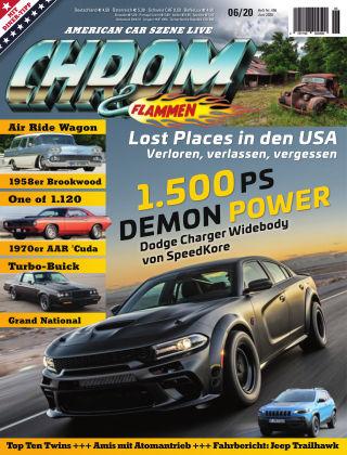 CHROM & FLAMMEN 06-2020