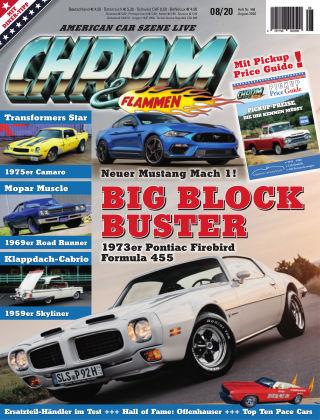 CHROM & FLAMMEN 08-2020