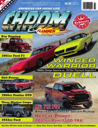 CHROM & FLAMMEN 10-2020