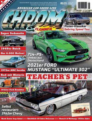 CHROM & FLAMMEN 05-2021