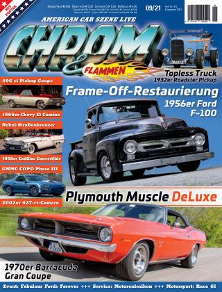 CHROM & FLAMMEN 09-2021