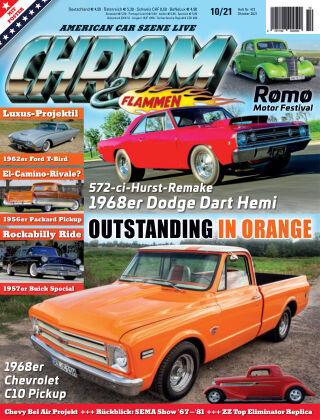 CHROM & FLAMMEN 10-2021