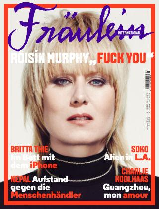 Fräulein Magazin #16 Róisín Murphy