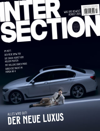 Intersection Magazin  # 23 Herbst 2015