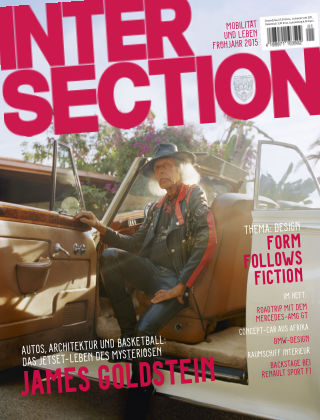 Intersection Magazin  # 22 Sommer 2015
