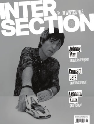 Intersection Magazin  #36 Winter 2018/2019