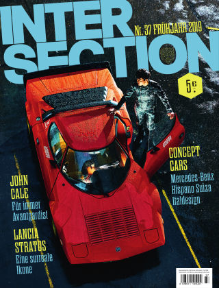 Intersection Magazin  # 37 Spring 2019