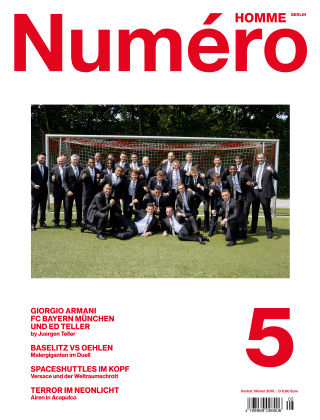 Numéro Homme Berlin 5