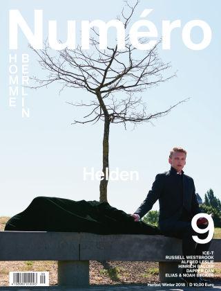 Numéro Homme Berlin 9
